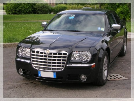 CHRYSLER C 300 SEDAN matrimoni Bologna