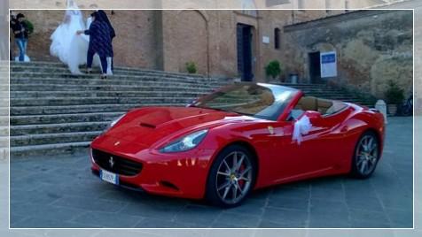 Matrimonio In Ferrari : Auto matrimonio firenze noleggio auto epoca firenze senza